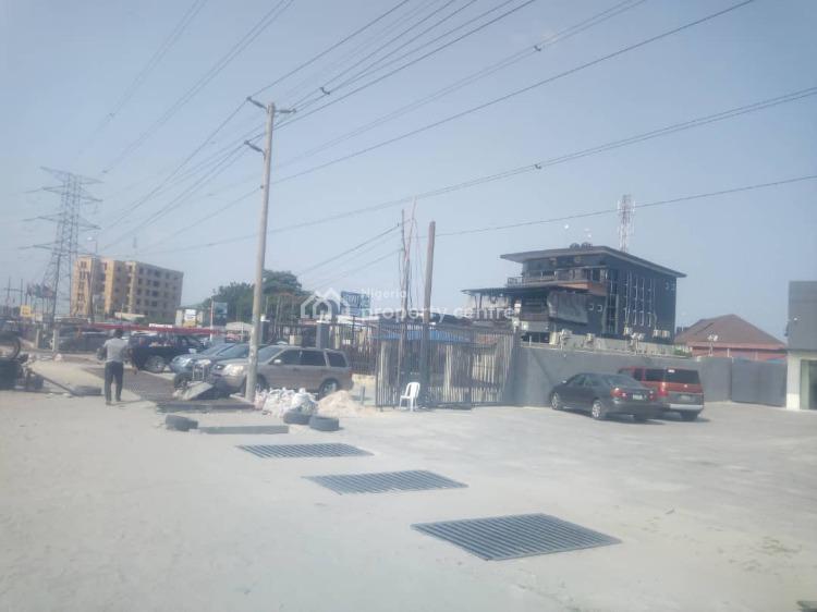 1 Acre of Land Facing Express, Near Mega Chicken, Ikota, Lekki, Lagos, Mixed-use Land for Sale