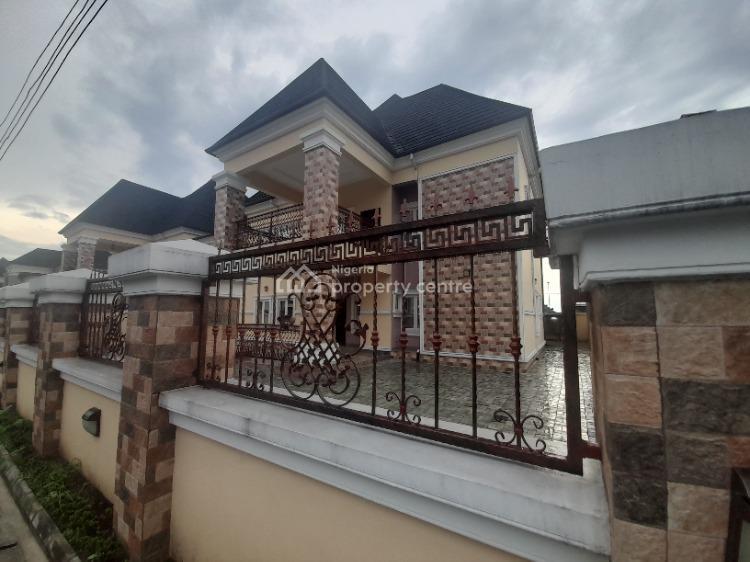 Brand New Luxury 5 Bedroom Duplex, Harmony Naf Base Estate, Eliozu, Port Harcourt, Rivers, Detached Duplex for Rent