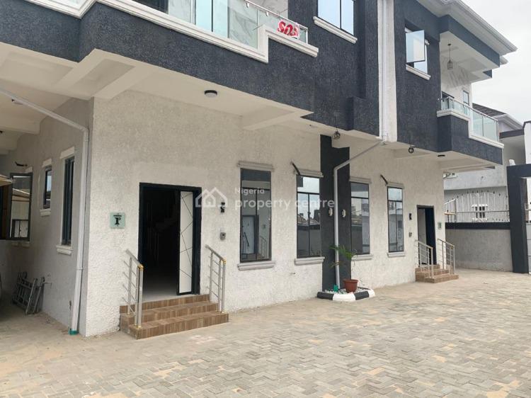 Lovely 4 Bedroom Semi Detached Duplex with a Bq, Villa, Ikota, Lekki, Lagos, Semi-detached Duplex for Sale