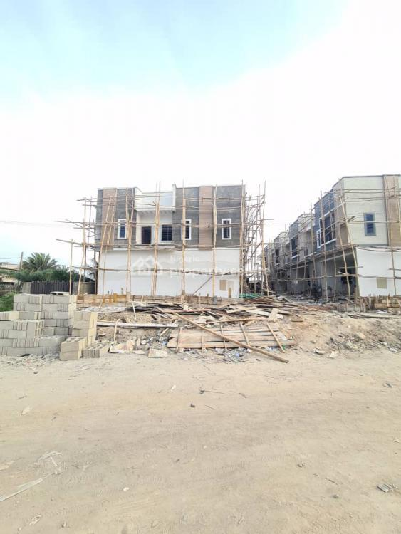 Luxury Fully Automated Smart Home 4 Bedroom Terrace Duplex, Along Orchid Hotel After Chevron Toll Gate, Lekki, Lagos, Terraced Duplex for Sale