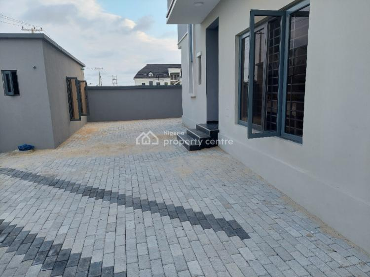 Newly Built 4 Bedroom Fully Detached Duplex with 1 Room Bq, Yetunde Oyenuga Street, Lekki Phase 2, Lekki, Lagos, Detached Duplex for Rent