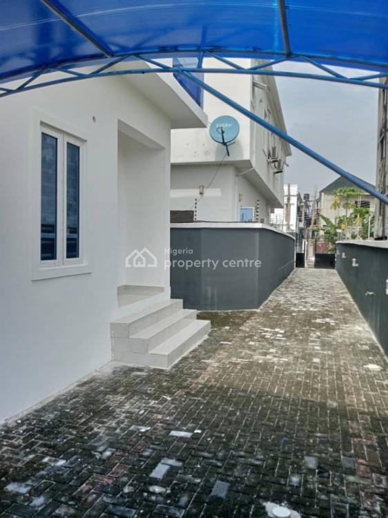 Luxury 5 Bedroom Fully Detached, Agungi, Lekki, Lagos, Detached Duplex for Rent
