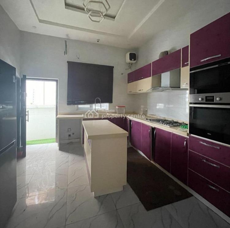 Tastefully Finished 4 Bedroom Furnished Duplex, Oral Estate, Lekki, Lagos, Semi-detached Duplex for Rent