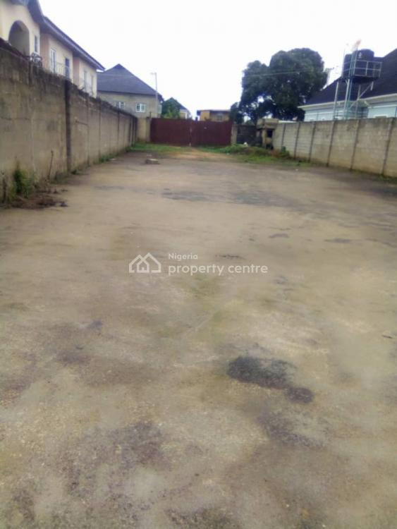 2 Plots of Land Free From Government Acquisition, Off Agbe Road, Beckley Estate., Abule Egba, Agege, Lagos, Land for Sale