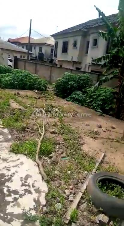 739.854 Sqm Land, Majiyagbe, Ipaja, Lagos, Mixed-use Land for Sale