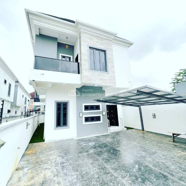 Luxury Furnished 4 Bedroom Detached Duplex, Chevron, Lekki, Lagos, Detached Duplex for Rent