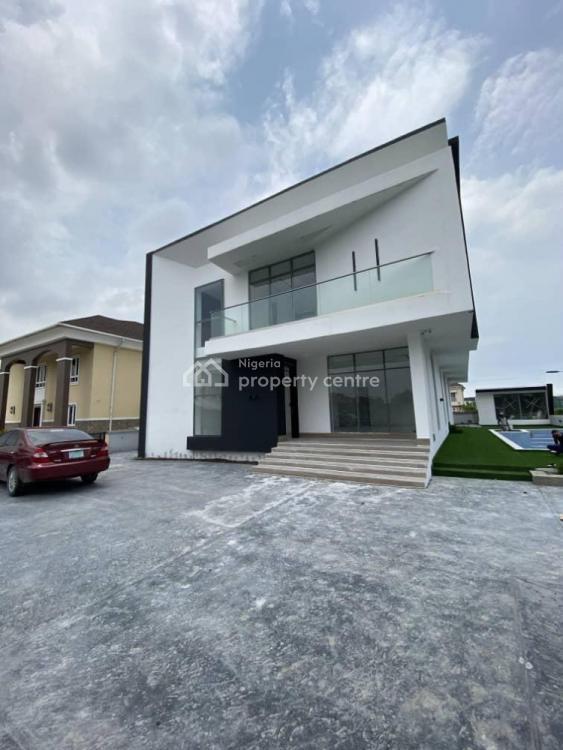 5 Bedroom Fully Detached Duplex, Lakeview Estate, Opposite Vgc, Vgc, Lekki, Lagos, Detached Duplex for Sale