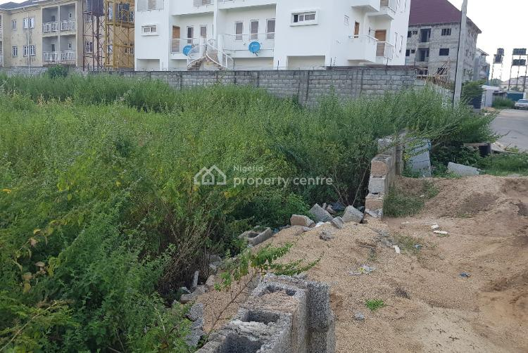 Well Located 750sqm Land on Tarred Road, Navy Quarters Area, Jahi, Abuja, Residential Land for Sale