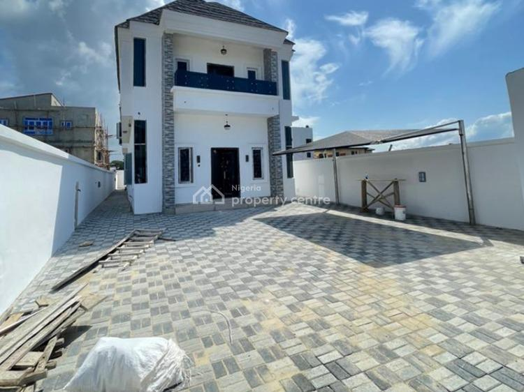 a 4 Bedroom Detached Duplex and a Room Bq on 324sqm, Ikate Elegushi, Lekki, Lagos, Detached Duplex for Sale