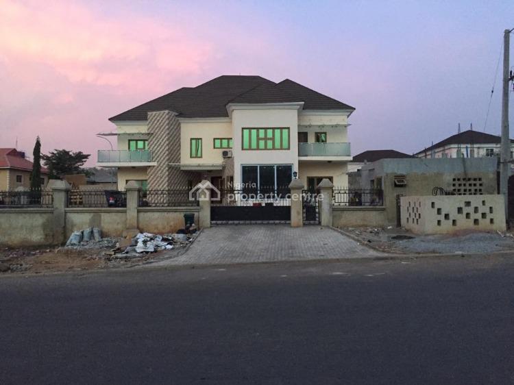 5 Bedroom Detached Duplex, Asokoro District, Abuja, Detached Duplex for Sale