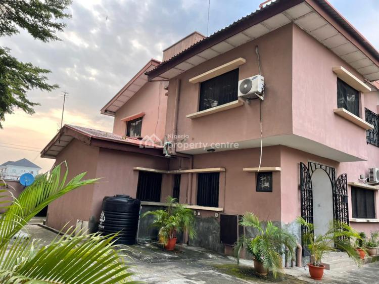 5 Bedroom Semidetached Duplex  with Bq, Femi Okunnu Phase 2, Jakande., Lekki Phase 1, Lekki, Lagos, Semi-detached Duplex for Sale