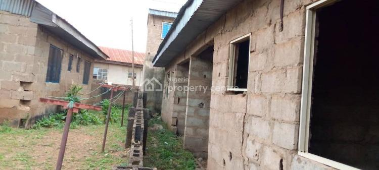 a Twins Flat  2 Bedroom Each with 3 Units of Shops, Ojuirin Akobo, Ibadan, Oyo, Detached Bungalow for Sale