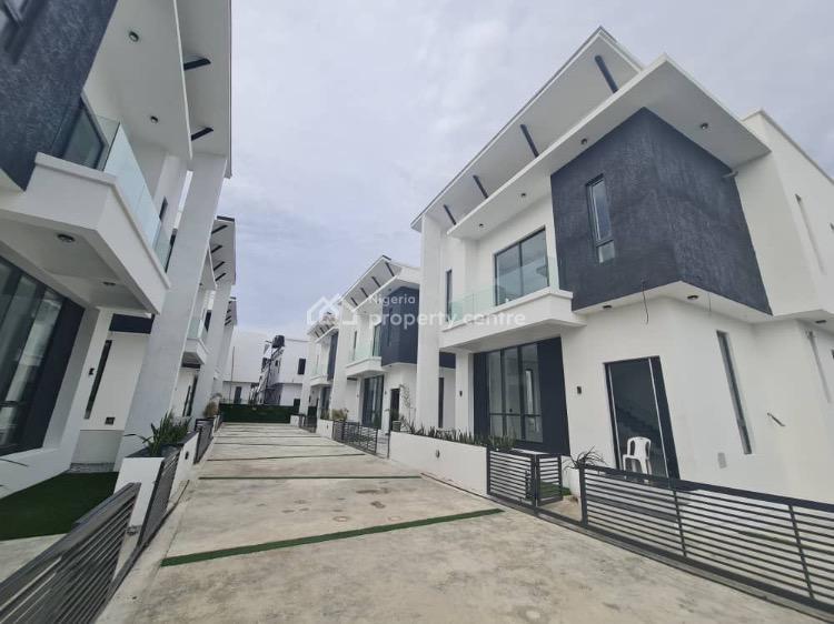 Tastefully Finished Brand New Semi Detached 4 Bedroom Duplex, Ologolo, Lekki, Lagos, Semi-detached Duplex for Sale