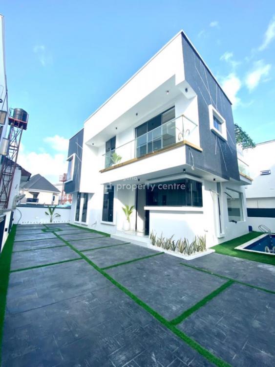 World Class Luxury 5 Bedroom Semi Detached Duplex, Ajah, Lagos, Detached Duplex for Sale