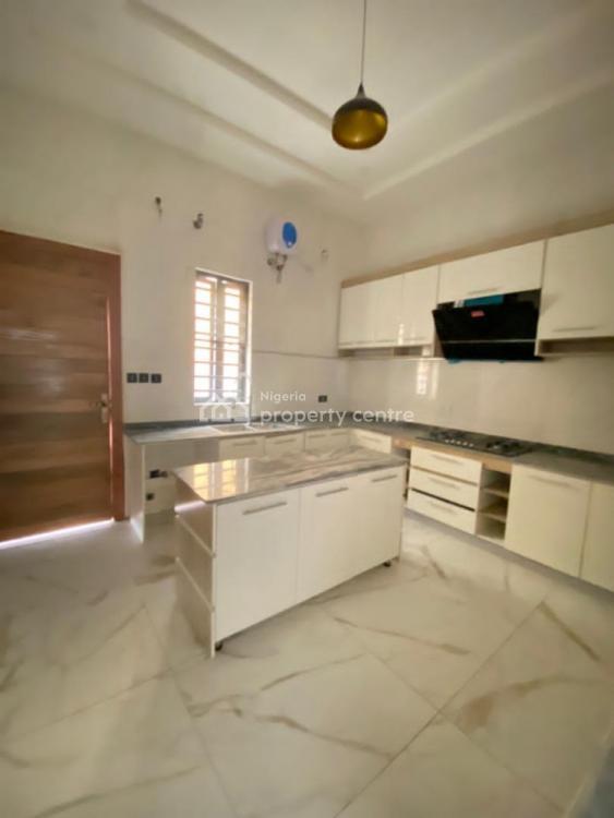 4 Bedroom Fully Detached Detached Duplex with Bq, Ikota, Lekki, Lagos, Detached Duplex for Sale