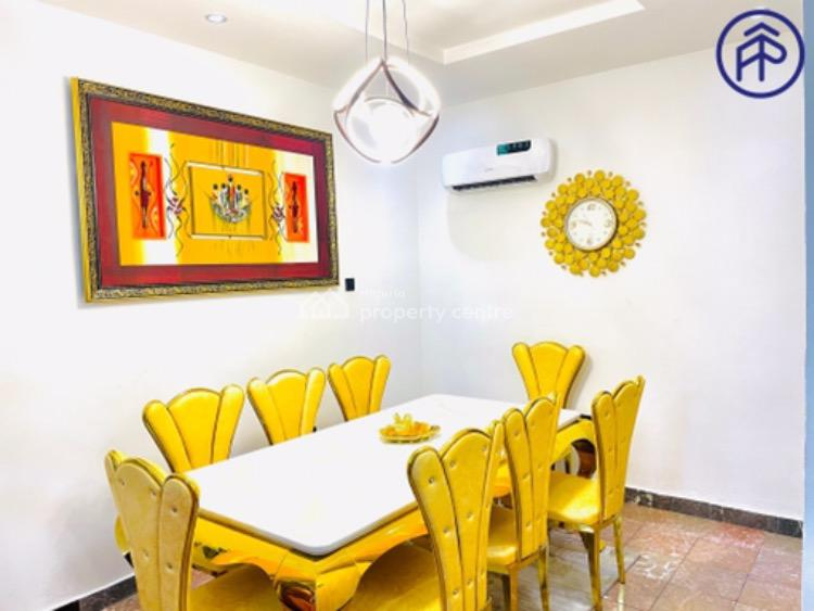 3 Bedroom Terrace Duplex with a Swimming Pool and a Balcony, Lekki, Lagos, House Short Let