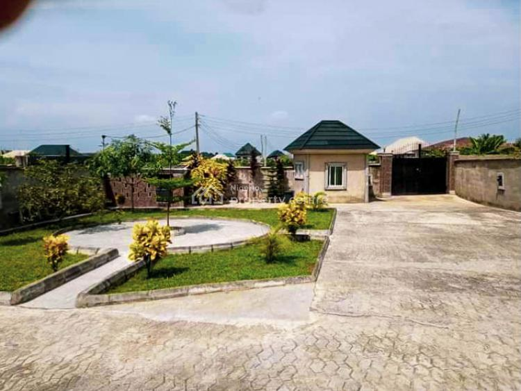Luxury and Tasteful 3 Bedroom Bungalow( Set Back ) Self Compound, Near Bucknor Estate, Jakande, Isolo, Lagos, Detached Bungalow for Sale