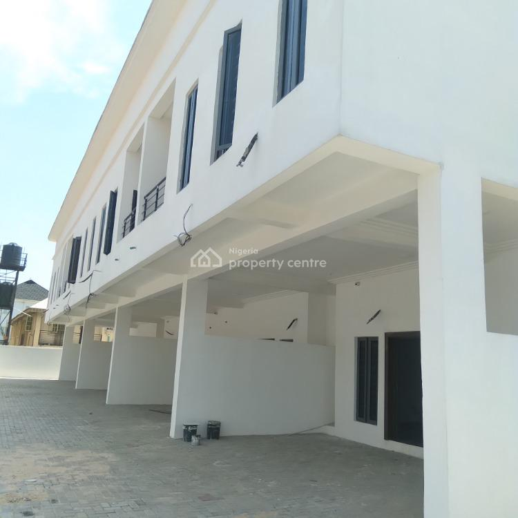 Brand New 4-bedroom Terrace House, Ologolo, Lekki, Lagos, Terraced Duplex for Sale