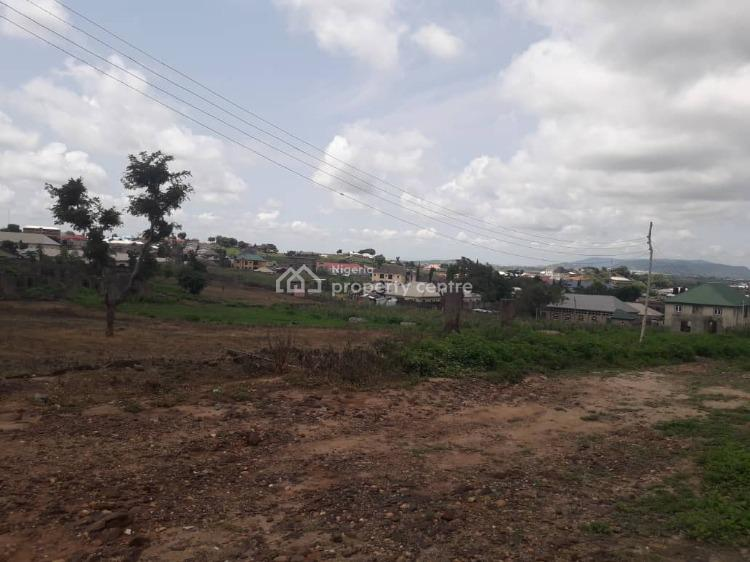 2980sqm, Commercial Land, By Christ Apostolic Church, Jikwoyi, Abuja, Commercial Land for Sale