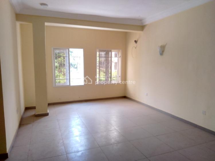 4 Bedroom Terrace Duplex with Boys Quarters, Guzape District, Abuja, Terraced Duplex for Rent