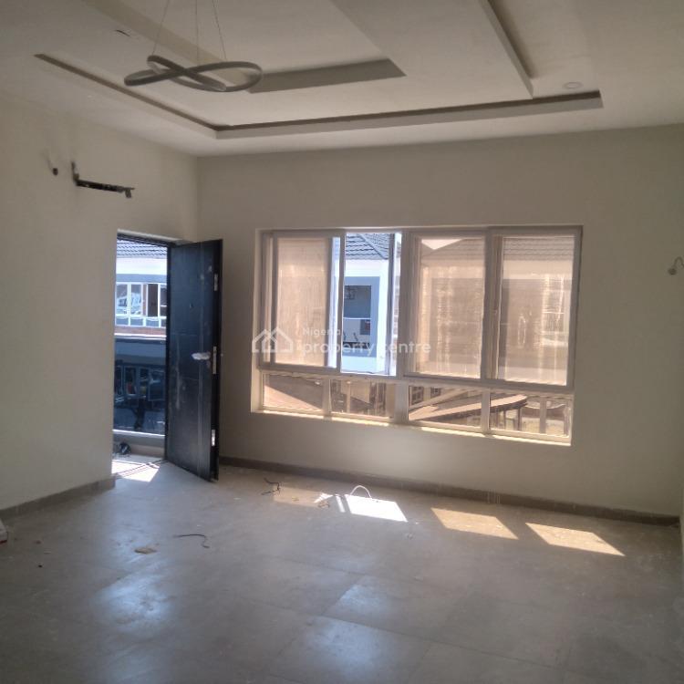 Brand New Serviced 4-bedroom Semi-detached House with Bq, Osapa, Lekki, Lagos, Semi-detached Duplex for Sale