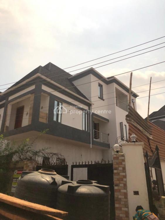 Newly Built 4 Bedroom Semi Detached Duplex, Gra Phase 1, Magodo, Lagos, Detached Duplex for Sale