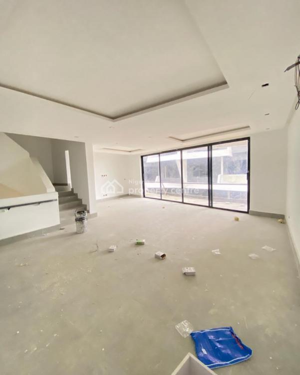 4 Bedroom Terrace Duplex with Bq, Lekki Phase 1, Lekki, Lagos, Terraced Duplex for Sale