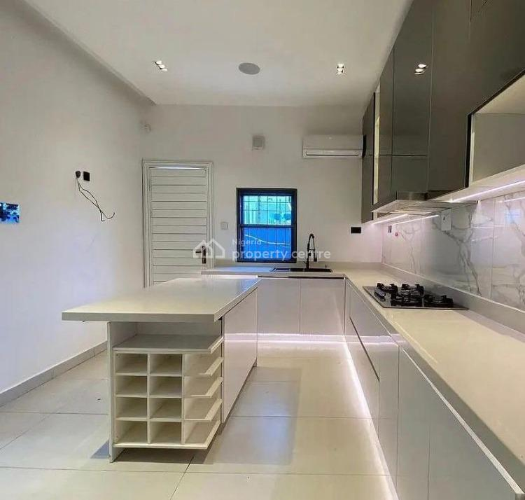 4 Bedroom Detached Duplex Wit 1room Bq at, Lekki Phase 1, Lekki, Lagos, Semi-detached Duplex for Sale