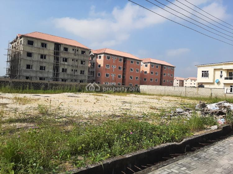 3 Plots with Governor Consent Title, Gate Estate on Shoprite Monastery Road, Sangotedo, Ajah, Lagos, Residential Land for Sale