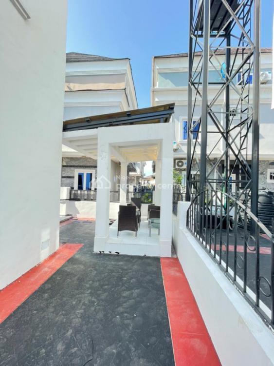 Well Furnished 5 Bedroom Detached Duplex and 1 Bq at Serene Estate, Osapa London Lekki By Lekki Shoprite, Osapa, Lekki, Lagos, Detached Duplex for Rent