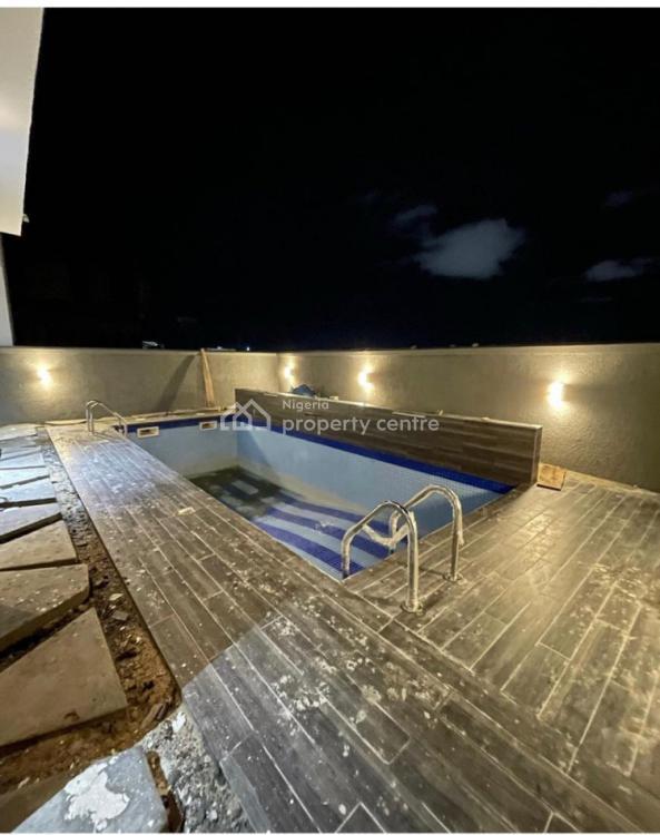Super Luxurious 5 Bedroom Detached, Pinnock, Osapa, Lekki, Lagos, Detached Duplex for Sale