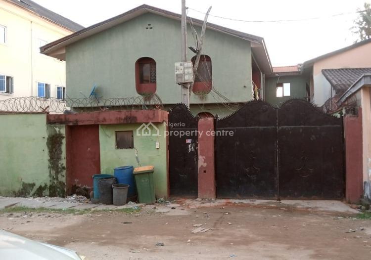 a Block of 6 Units of 2 Bedroom Flats, Okota, Isolo, Lagos, Block of Flats for Sale