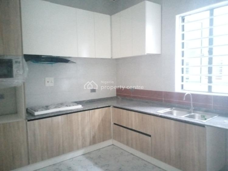 Newly Built 4 Bedroom Terraced Duplex with 24 Hours Power, 2nd Toll Gate, Lekki, Lagos, Terraced Duplex for Rent