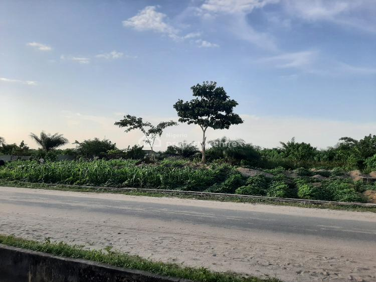 930sqm of Land with Global C of O, Abijo Gra, Lekki, Lagos, Residential Land for Sale