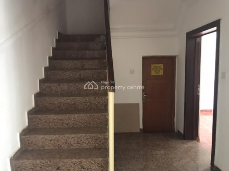 Newly Renovated 4 Bedrooms Terrace Duplex with Big Space at The Rear, Off Moshood Abiola Way, Garki, Abuja, Office Space for Rent