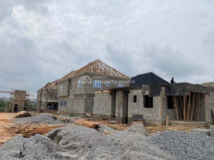 Ambiance at Its Peak Newly Built Houses in a Strategic Location., Treasure Hiltop Estate Ikola-command, Alagbado, Ifako-ijaiye, Lagos, Detached Duplex for Sale