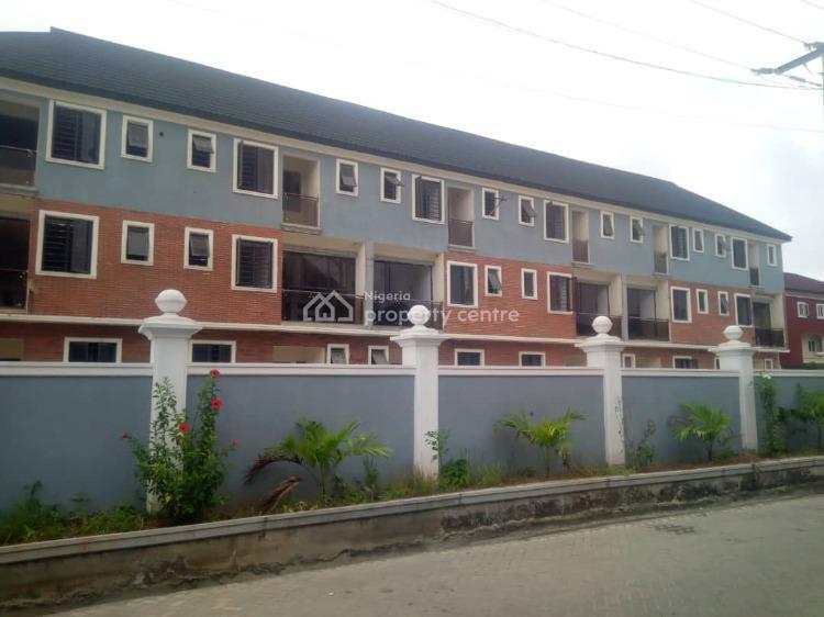 4 Bedroom Terrace Duplex, Osapa London, Osapa, Lekki, Lagos, Terraced Duplex for Rent