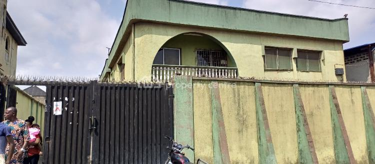 3 Bedroom of Four Flats, Ijegun, Ikotun, Lagos, Commercial Property for Sale