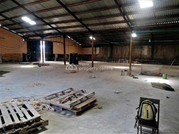 Newly Renovated Warehouse of 1,400sqm with Office, Surulere Industrial Area, Surulere, Lagos, Warehouse for Rent