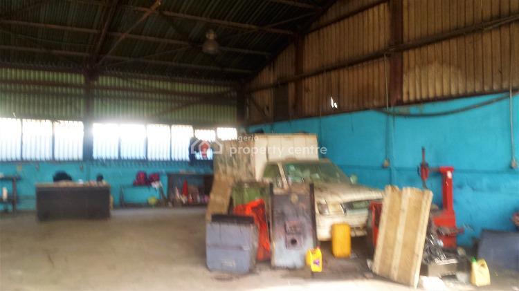 Warehouse on 1,400sqm with Office, on 6050sm2, Apapa Tincan, Tin Can, Apapa, Lagos, Warehouse for Sale