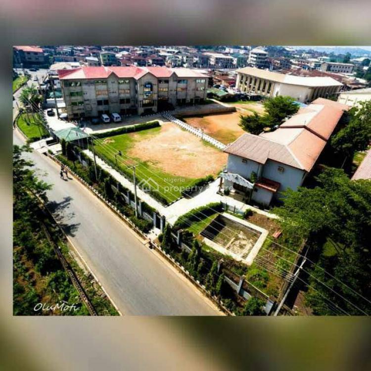30 Class Rooms School on 2 Acres of Land with Cofo, Samonda, Ibadan, Oyo, School for Sale