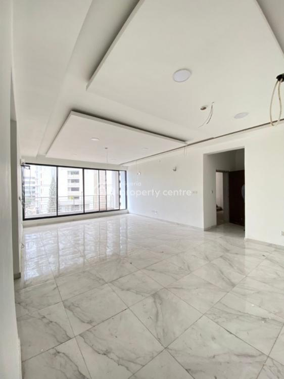 Luxury 3 Bedroom Apartment with a Bq, Victoria Island (vi), Lagos, Flat / Apartment for Rent