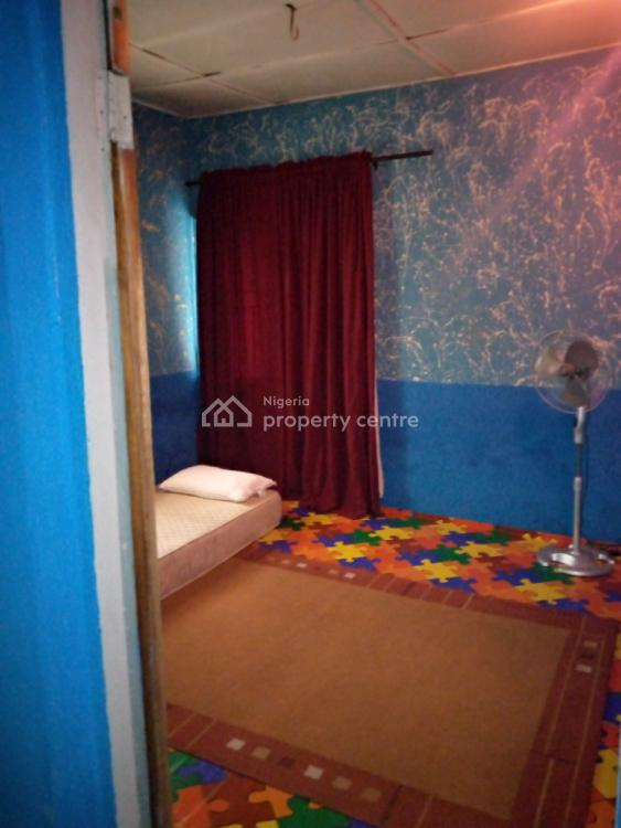 a Furnished Room in a Flat, Close to Mile12 and Irawo By Ajegunle, Ikorodu, Lagos, Flat / Apartment for Rent