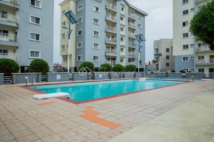Serviced 3-bedroom Flat, Primewaterview Garden 1 Estate, Ikate Elegushi, Lekki, Lagos, Flat / Apartment for Sale