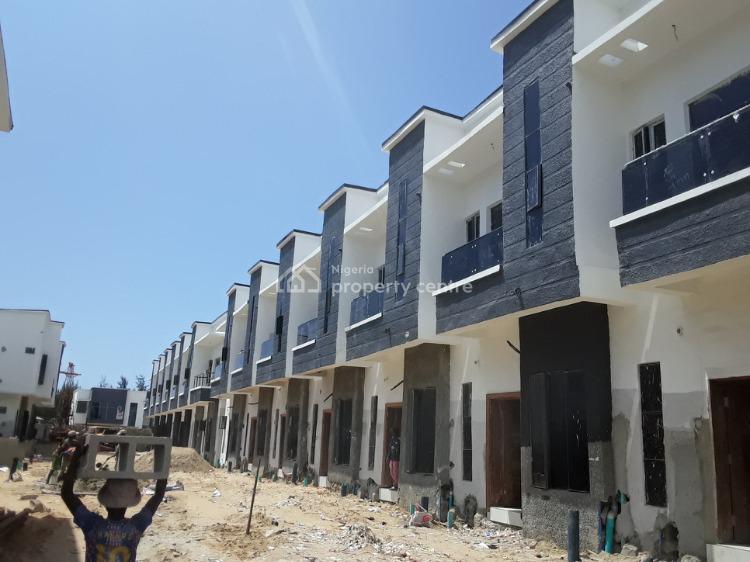 4 Bedroom Terrace Duplex with Bq, Ikota, Lekki, Lagos, Terraced Duplex for Sale