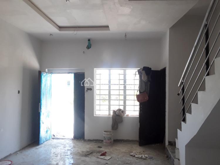 3 Bedroom Terrace Duplex with Bq Going for, Ikota, Lekki, Lagos, Terraced Duplex for Sale