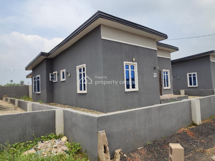 Exclusively Built 3 Bedroom Bungalow, Mowe Ofada, Ogun, Detached Bungalow for Sale