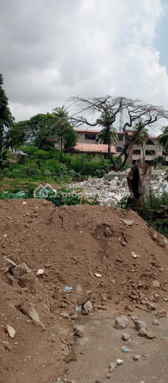 1000sqm of Land, Adeniyi Jones, Ikeja, Lagos, Commercial Property for Sale