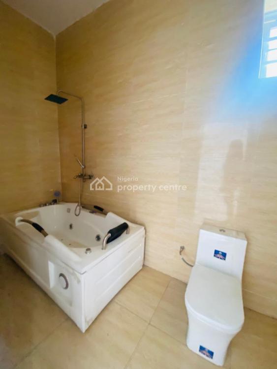 4 Bedroom Semi-detached Duplex with a Room Bq, Thomas Estate, Ajah, Lagos, Semi-detached Duplex for Sale