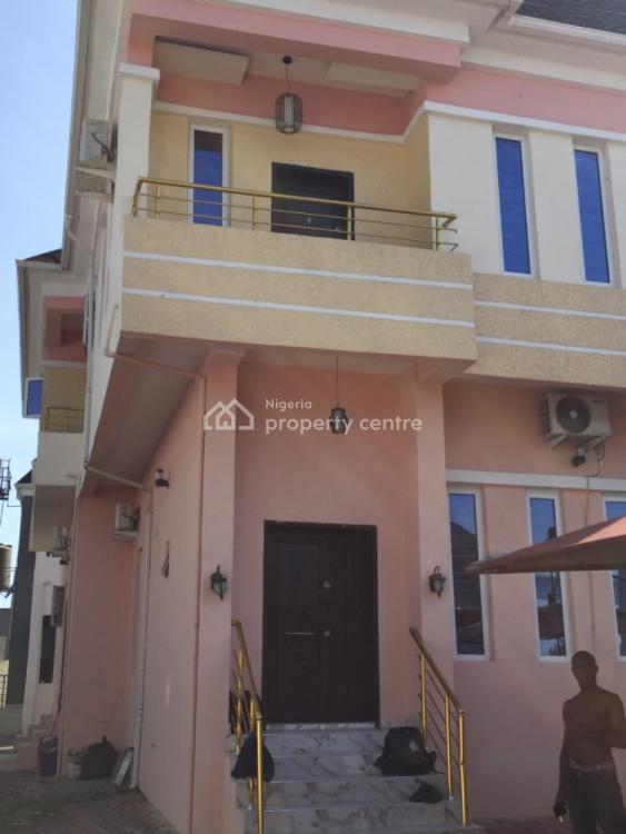 4 Bedroom Fully Furnished  Duplex, Thomas, Ajah, Lagos, Detached Duplex for Rent